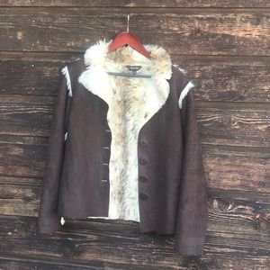 True Grit, Small, Elephant Fur Blazer